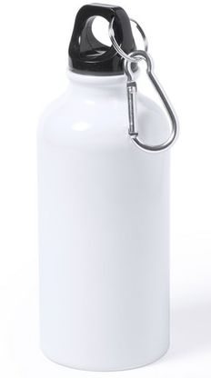 Бутылка под сублимацию Greims 400 мл, серая фото