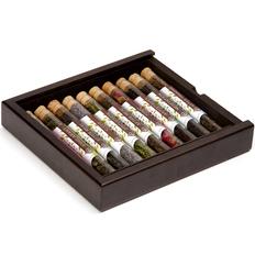 Набор чайный Эгоист в подарочной упаковке, коричневый фото