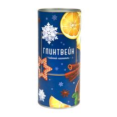 """Чайный напиток натуральный """"Глитвейн"""" в тубусе, синяя упаковка фото"""