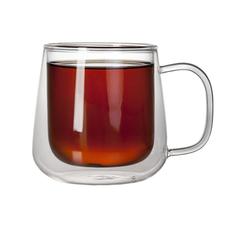 Чашка с двойными стенками Glass First фото