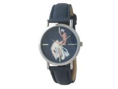 Часы наручные Demoiselle, тёмно-синие фото