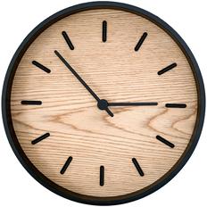 Часы настенные Kiko, дуб фото