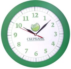 Часы настенные Vivid Large, зеленые фото