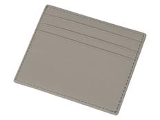 Чехол для карточек и денег Weekend, серый фото