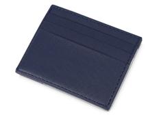 Чехол для карточек и денег Weekend, тёмно-синий фото