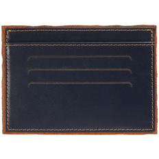 Чехол для карточек Palermo, синий фото