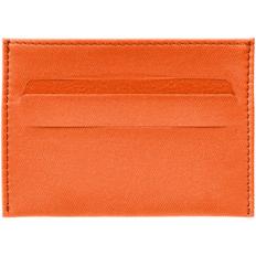 Чехол для карточек Twill, оранжевый фото