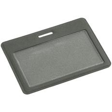 Чехол для карточки Devon, серый фото