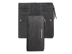 Дамский кошелек Giada, серый фото