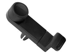 Держатель для телефона автомобильный, чёрный фото
