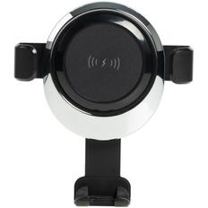 Держатель для телефона с беспроводной зарядкой Buddy Holdy Wireless, белый/ черный фото