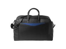 Дорожная сумка Cosmo, чёрно-синяя фото