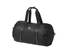 Дорожная сумка Simply, чёрная фото