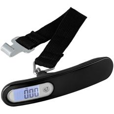Дорожные весы onBoard Soft Touch, черные фото