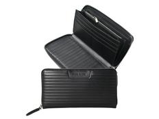 Дорожный кошелек Ramage, чёрный фото