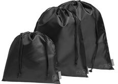 Дорожный набор сумок Stora, черный фото