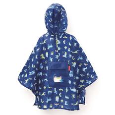 Дождевик в чехле детский Reisenthel Friends Blue, синий фото