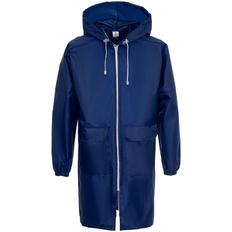 Дождевик Molti Rainman Zip Pockets, синий фото