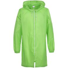 Дождевик Unit Rainman Zip, зеленый фото