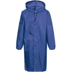 Дождевик на кнопках Unit Rainman Strong, ярко-синий фото