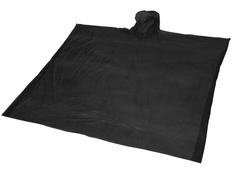 Дождевик в чехле женский Ziva, черный фото