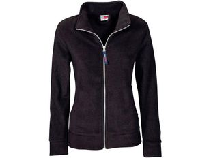 Куртка флисовая женская Us Basic Nashville, черная фото