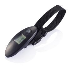 Электронные весы для багажа, черный фото
