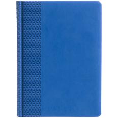 Ежедневник недатированный Адъютант Brand, светло-синий фото
