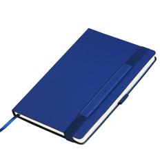 Ежедневник недатированный Portobello Trend Alpha, синий/ небесно-голубой фото