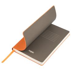 Ежедневник недатированный Portobello Trend Sky, бежевый/ оранжевый фото