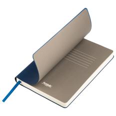 Ежедневник недатированный Portobello Trend Sky, бежевый / синий фото