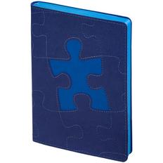 Ежедневник недатированный Inspire Управление персоналом, синий фото