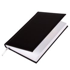 Ежедневник датированный Portobello City Winner А5, 2022 г., черный фото