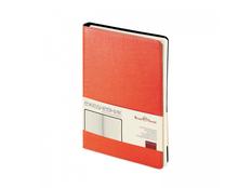 Ежедневник недатированный А5 Milano, оранжевый фото