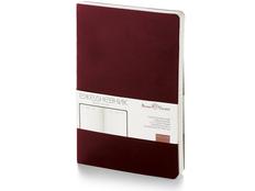 Ежедневник недатированный А5 Vincent, бордовый фото