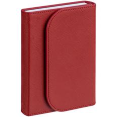 Ежедневник недатированный Inspire Clappy Mini, красный фото
