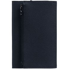 Ежедневник недатированный Inspire Zipco Flap, синий фото