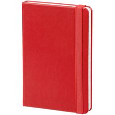 Ежедневник недатированный Контекст Replica А6, красный фото