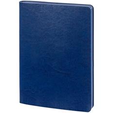 Ежедневник недатированный Контекст Slip А5, синий фото
