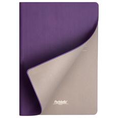 Ежедневник недатированный Portobello Trend Rain, фиолетовый фото