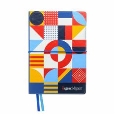 Ежедневник с полноцветной запечаткой, формат А5 фото