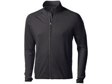 Куртка флисовая мужская Elevate Mani, черная фото