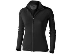 Куртка флисовая женская Elevate Mani, черная фото