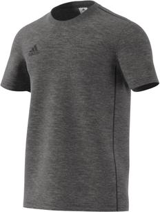 Футболка мужская Adidas Core 18 Tee, серая фото