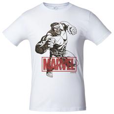 Футболка мужская Hulk Sketch, белая фото