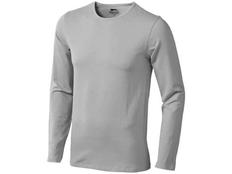 Лонгслив женский мужская Slazenger Curve, серый фото