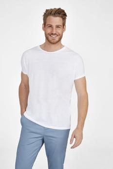 Промо футболка мужская Sol's Magma Men, белая фото
