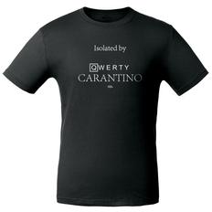 Футболка мужская Соль Carantino, черная фото