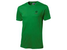 Футболка мужская US Basic Super Club, зеленая фото