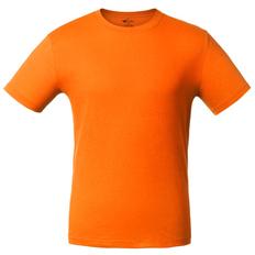 Футболка унисекс T-Bolka 160, оранжевая фото